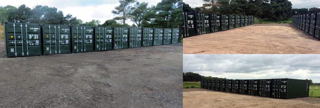 Self-Storage Units Strensall York